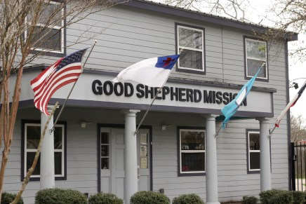 Unity & Humility: Good Shepherd Mission Photostory