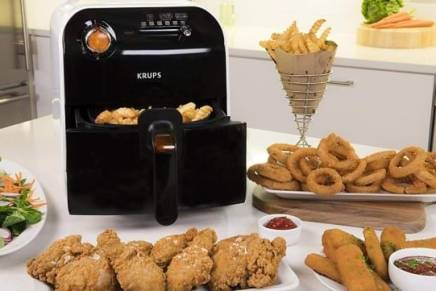 Chelsey's Kitchen: 4 Affordable Air Fryer Recipes