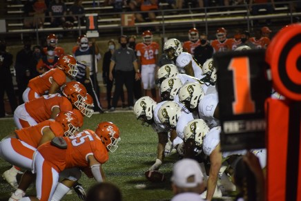 Bearkats klaw their way to victory over Lions