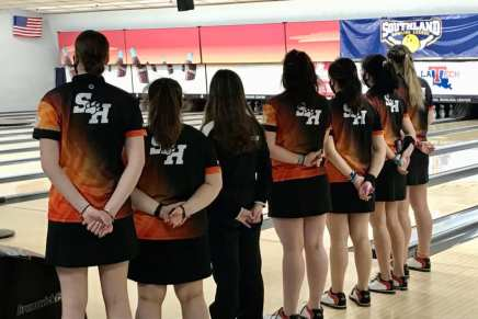 Bowling falls short at semifinals in conference tournament