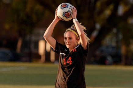 Soccer takes down top seeded Cardinals