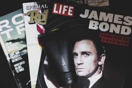 Goodbye, Mr. Bond