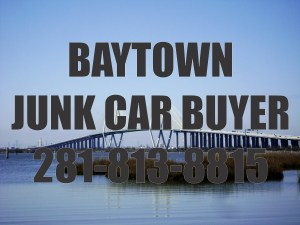 junk car buyer baytown