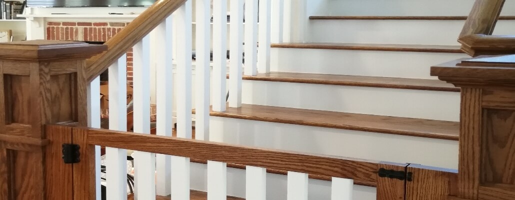 Houston Stair Parts Stair Treads Installation Houston Dallas San | Installing Hardwood Stair Treads | Stair Stringers | Prefinished Stair Nosing | Staircase Makeover | Laminate | Hardwood Flooring