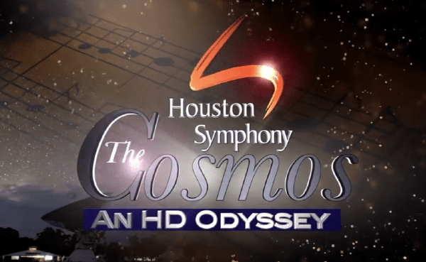 The Cosmos - Houston Symphony