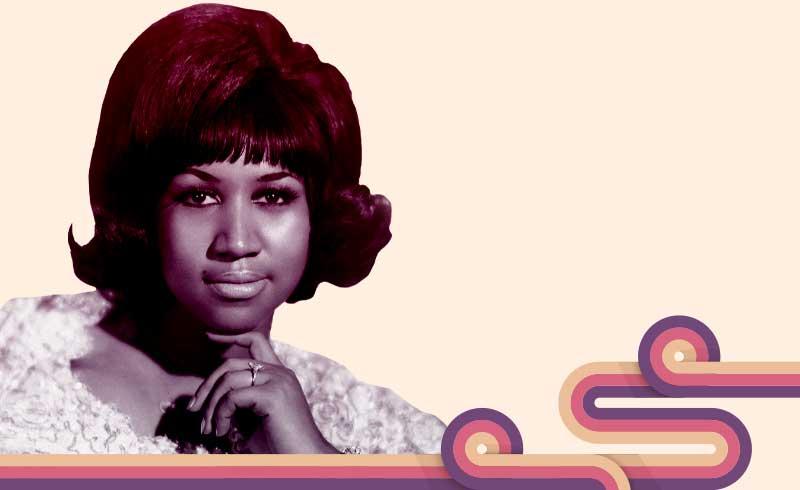 Aretha Franklin art.
