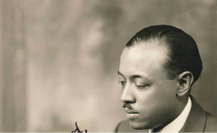 African American composer William Grant Still.