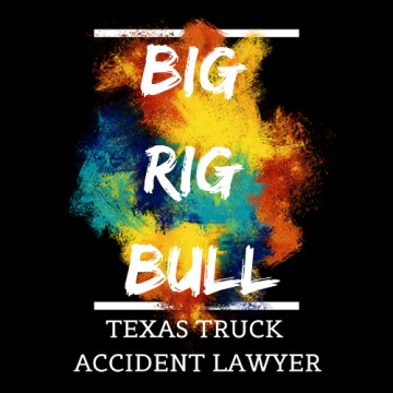 Best Houston Truck Accident Lawyer - Attorney Reshard Alexander Big Rig Bull Texas Truck Accident Lawyer