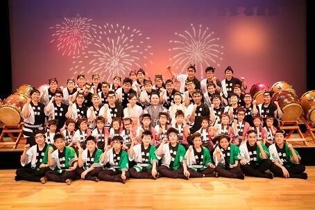 鳳雛太鼓教室第四回発表会