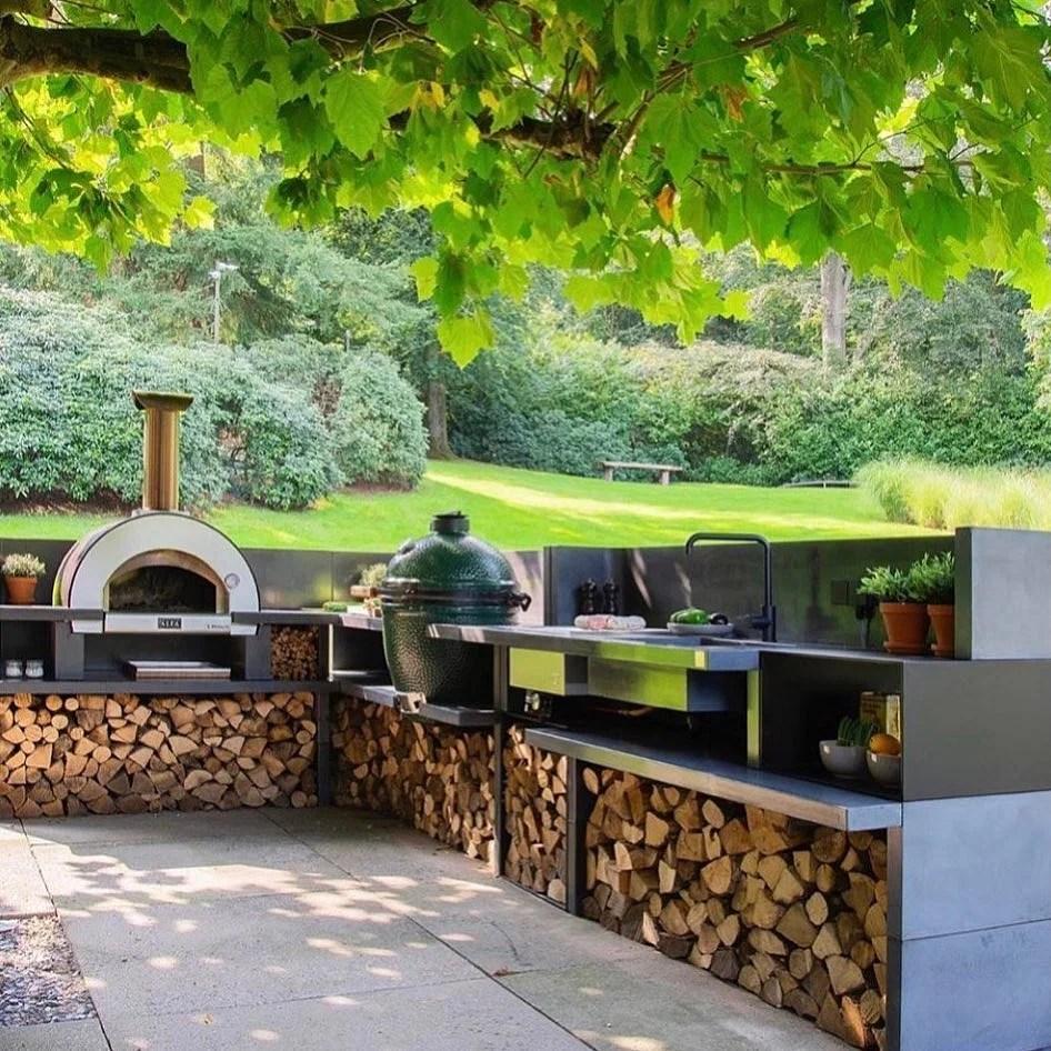 19 Outdoor Kitchen Ideas That Work In 2021 Houszed