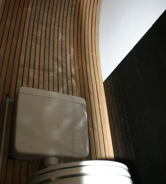 Plinten worden plafond