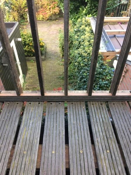 Balkon leiden
