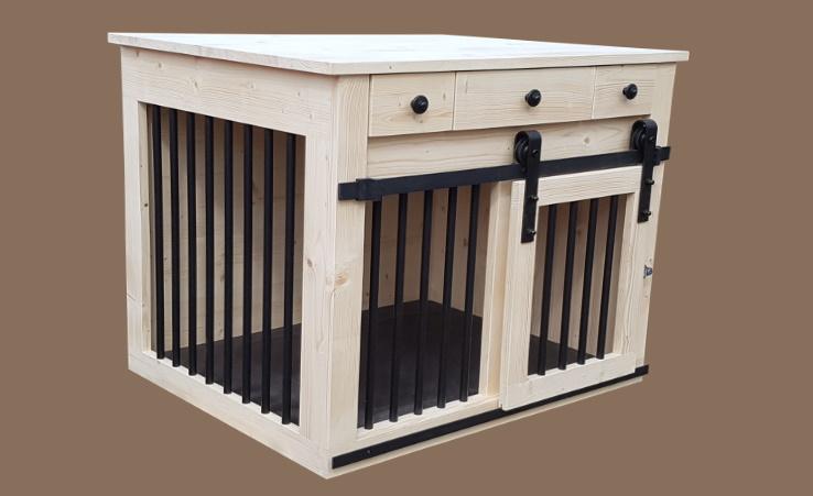 hondenbench meubel industrieel