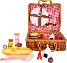 Houten speelgoed picnic
