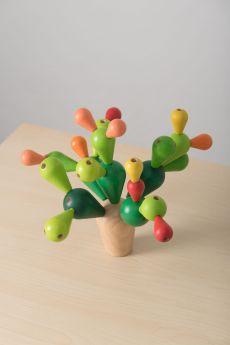 Blancerende cactus