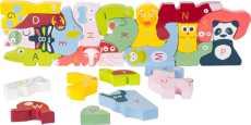 dieren puzzel