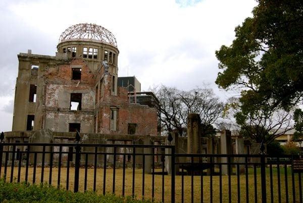 Viaje a Japon: Hiroshima