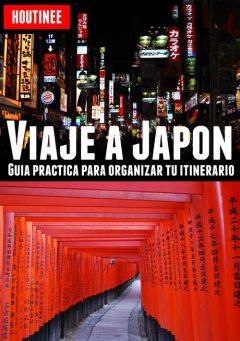 Guia viaje a Japon