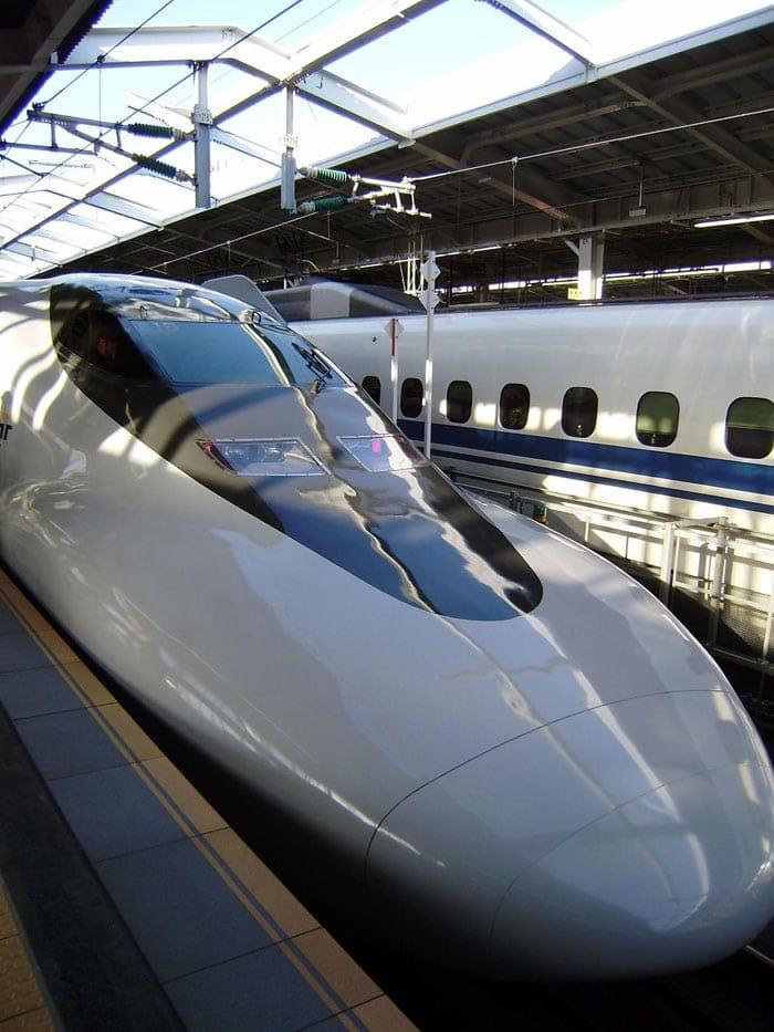 Viajar Barato: Tren bala en Japon