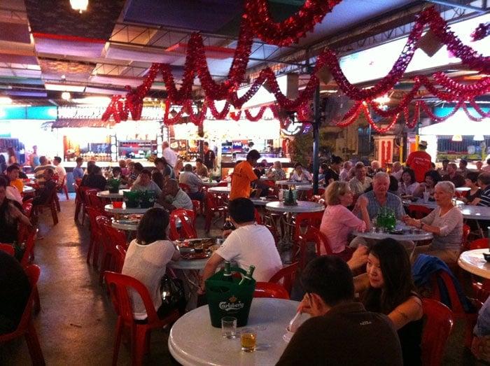 Viajar barato y comer economicamente: Famous Penang Food en Malasia