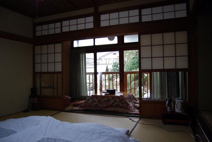 Viajar barato: Noche en un templo en Japon