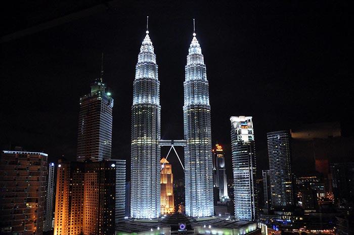 Torres Petronas: Malasia