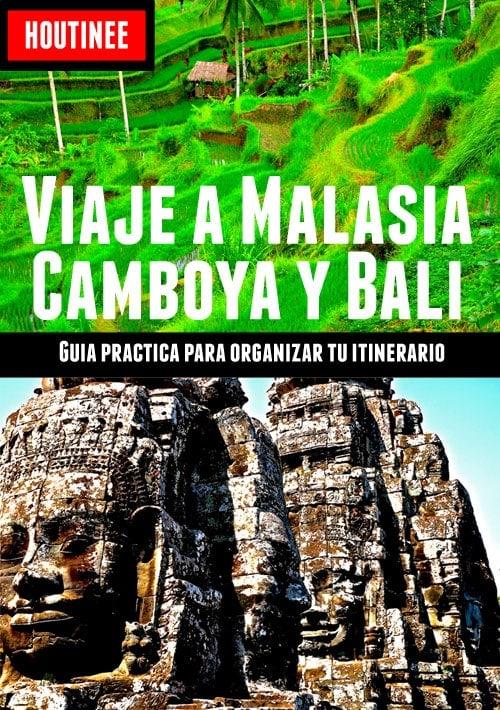 Celebrando el nuevo año 2016: Guía para viajar a Malasia, Camboya y Bali gratis en la iTunes Store