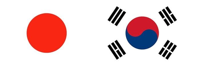 Dónde viajar: ¿Corea del Sur o Japón?