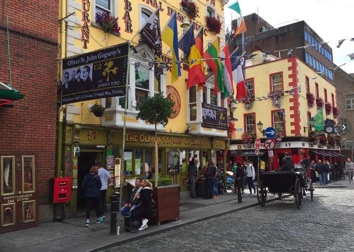 Compras en Dublín ¿Qué souvenirs podemos comprar en Dublín? ¿Productos relacionados con U2?