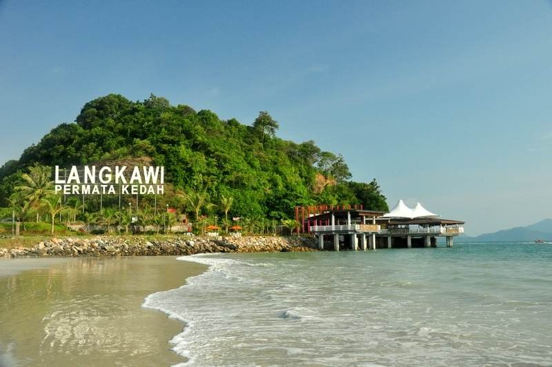 ¿Cómo podemos llegar a Langkawi en Malasia?