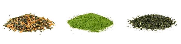 Qué comprar en Japón: té verde