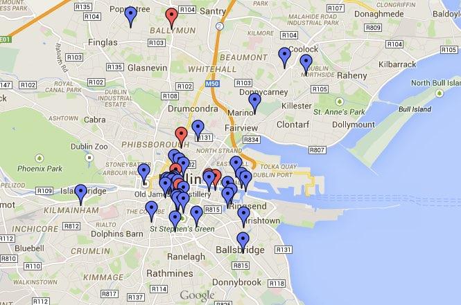 3 localizaciones imprescindibles de Dublín que debes visitar si eres fan de U2