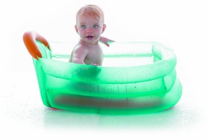 bañera hinchable de jane