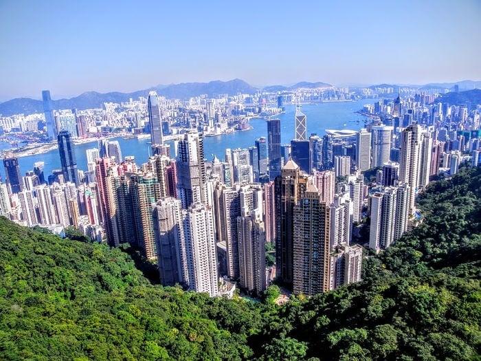 Donde alojarse y dormir en Hong Kong, un paraíso dentro de China