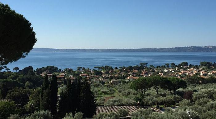 Lago Bracciano, Roma Italia