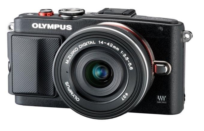 Olympus PEN E-PL6 - Cámara Evil de 16.1 MP