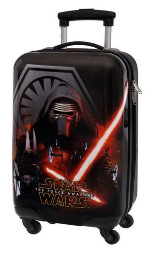 Star Wars Trolley de Viaje con ruedas, 21 Litros