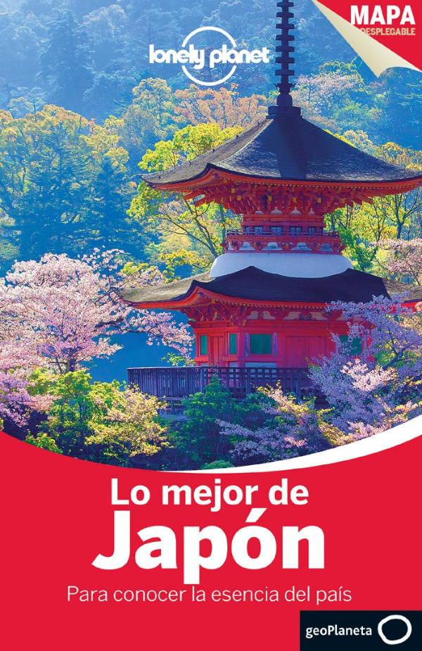 Lo Mejor De Japón 2 – Guía Lonely Planet – Opinión