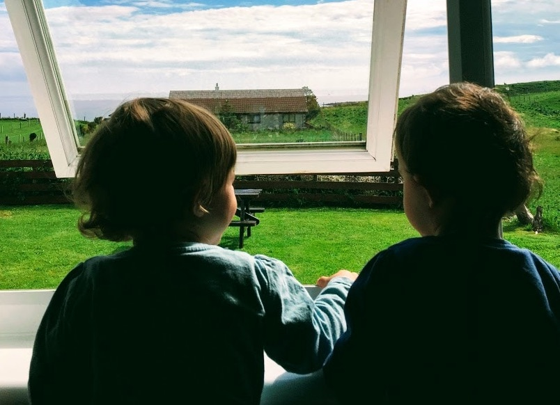 Isla Skye escocia alojamiento
