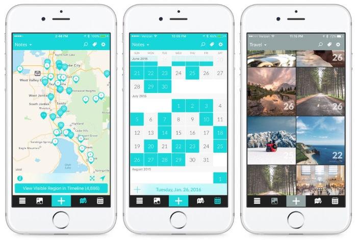 Day One 2: La app perfecta para llevar tu diario de viaje