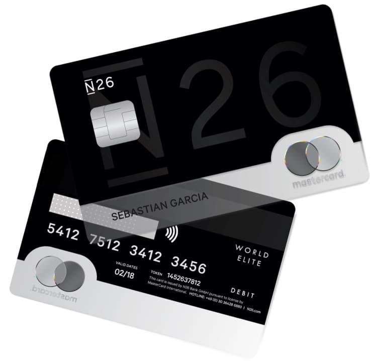 ¿Más opciones para darte de alta en N26?N26 Black, la tarjeta para viajeros con seguro incluido
