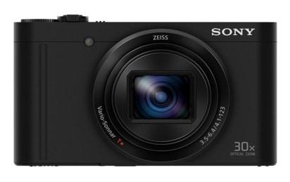 Los mejores accesorios para viajeros: Cámara - Sony Cyber-shot DSC-WX500