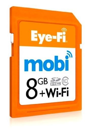 Eye-Fi Mobi (8GB)