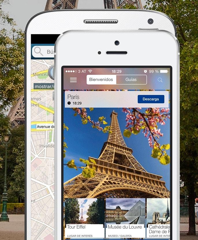 TripWolf - Guías de viajes para moviles