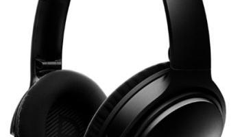 Bose QuietComfort 35 - Auriculares inalámbricos (reducción de ruido, Bluetooth)
