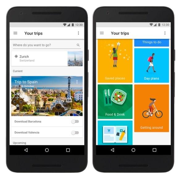 Google Trips, la aplicación que vas a querer usar para planificar tu próximo viaje