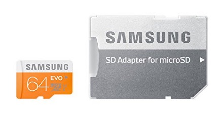 Tarjeta microSD Samsung EVO en oferta: resistente a todo lo inimaginable