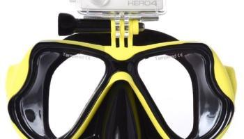 Gafasde bucearparaGoPro HERO en oferta por menos de 15 euros en Amazon España