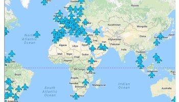 password WIFI aeropuertos de todo el mundo