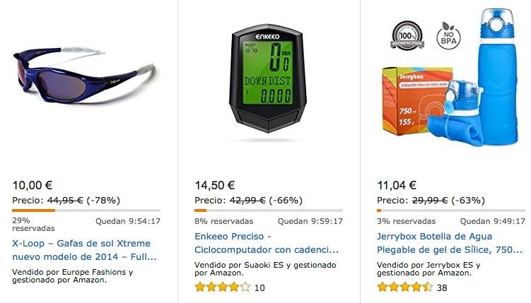 Cómo saber si las ofertas de productos de empresas chinas en Deportes y Aire Libre de Amazon España merecen la pena